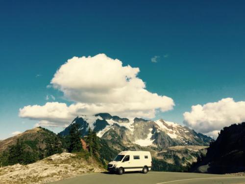 Artist Point, Mt Baker